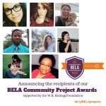 BELA Community Project Awards