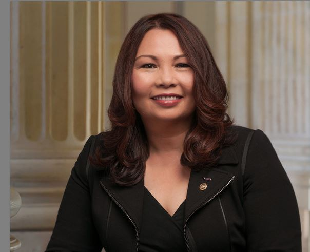 U.S. Senator Tammy Duckworth To Be Honored with HealthConnect One's Leadership Legacy Award