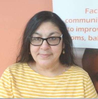 Helen Dimas headshot