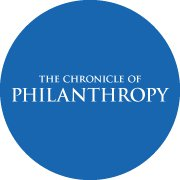 chronicle of philanthropy circle logo