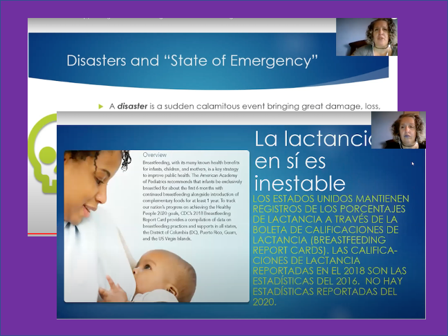 Apoyando a Familias | Supporting Families During COVID-19 and Emergencies