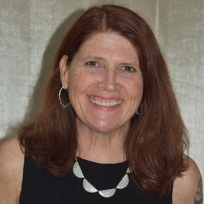 Joy Wright  headshot