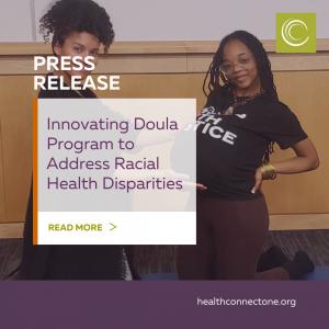 Innovating Doula Program to Address Racial Disparities